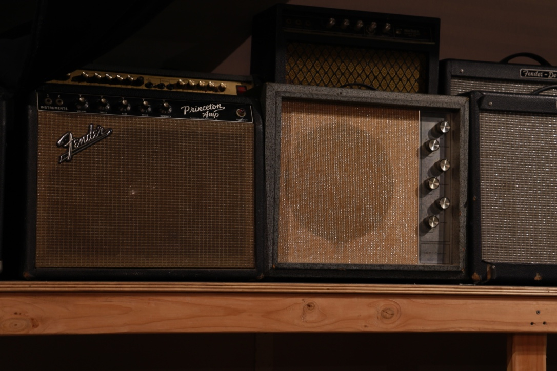 Supergiraffe Fender Guitar Amps